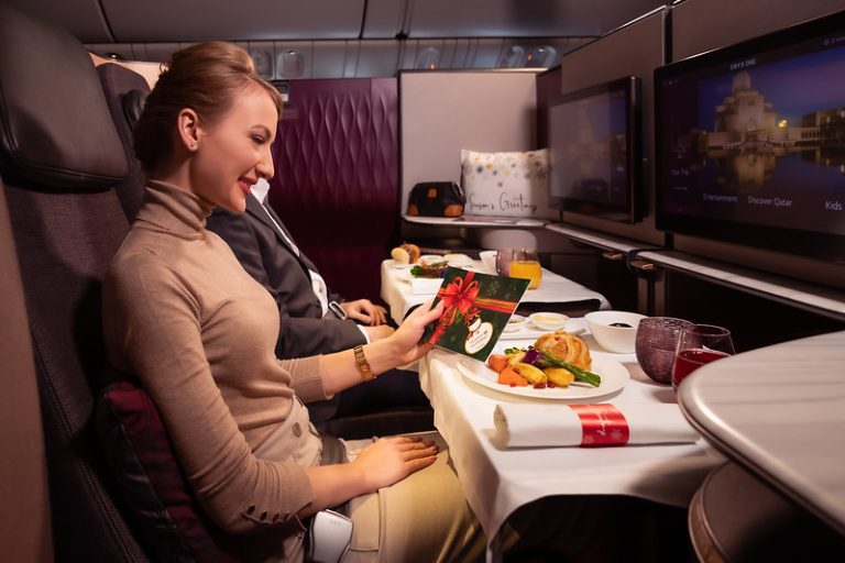 Qatar Airways surprises and delights passengers this Holiday Season