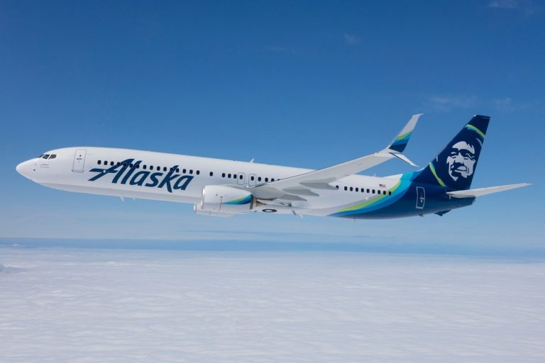 Alaska Airlines ups Boeing 737 MAX orders and options to 120 jets