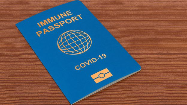 The world may soon re-open again for green passport holders